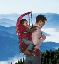 BACK BABY CARRIER